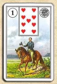 Resultado de imagem para tarot o cavaleiro